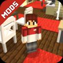 Budata Furniture MOD for Minecraft PE