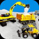 Download Snow Excavator Crane Simulator
