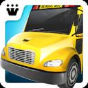 ډاونلوډ Super High School Bus Driving Simulator 3D