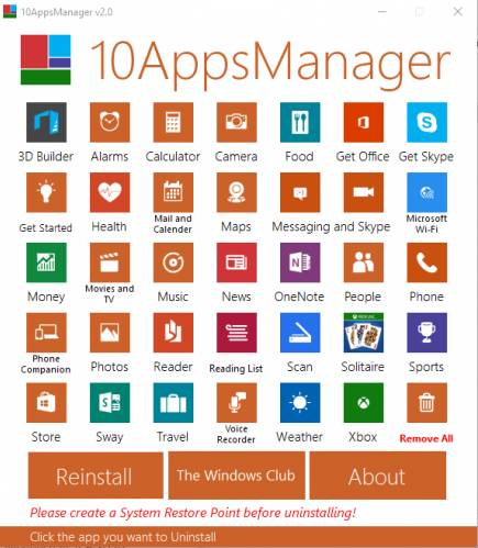 Download 10AppsManager