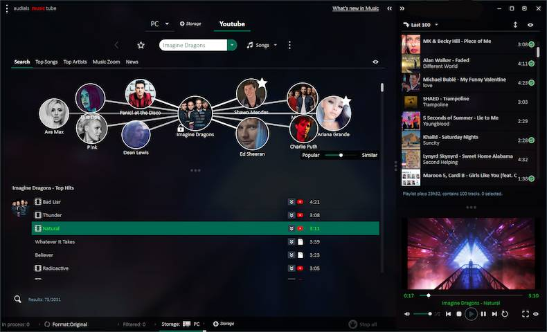 Download Audials Music Tube 2019