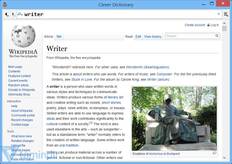 Last ned Clever Dictionary