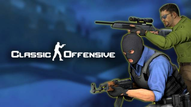 Aflaai Counter-Strike: Classic Offensive