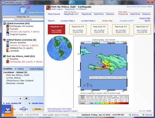 Download Earth Alerts