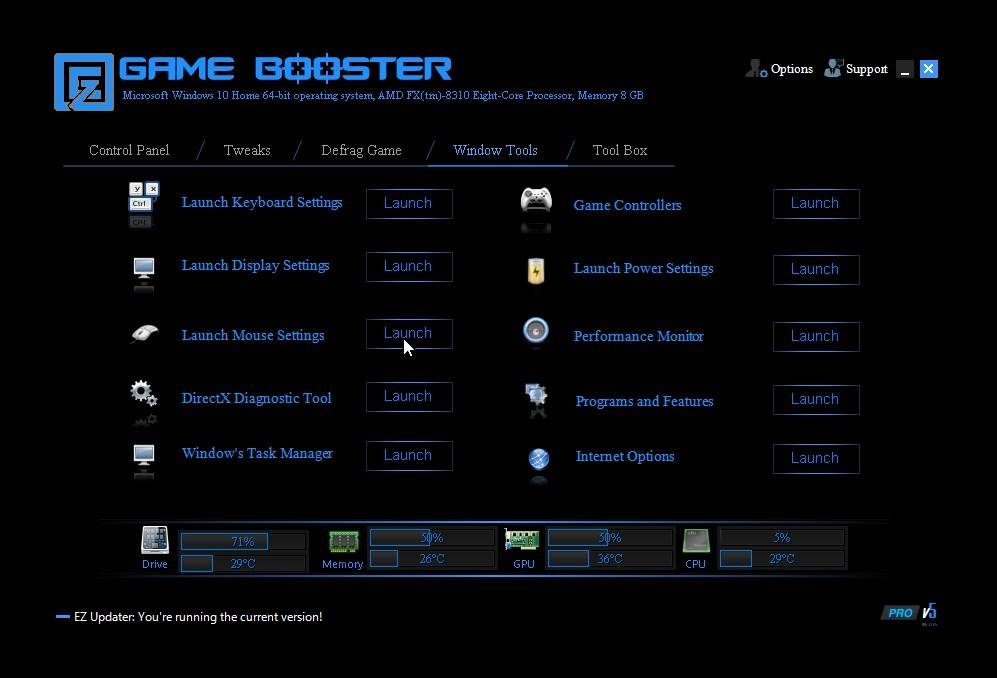 Download EZ Game Booster