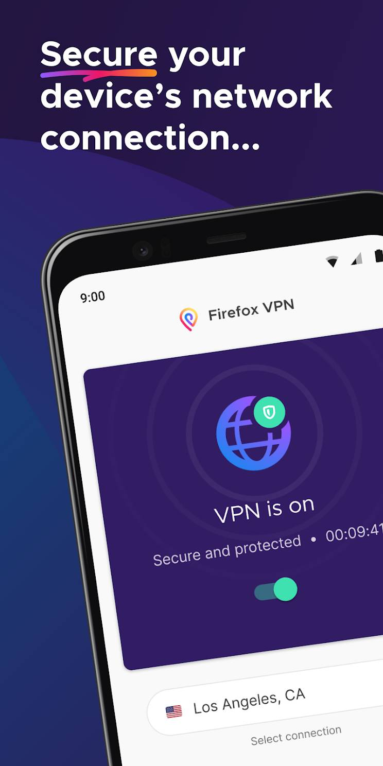 Aflaai Firefox Private Network VPN
