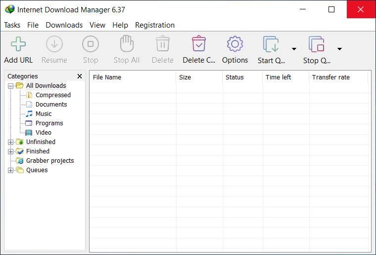 Degso Internet Download Manager