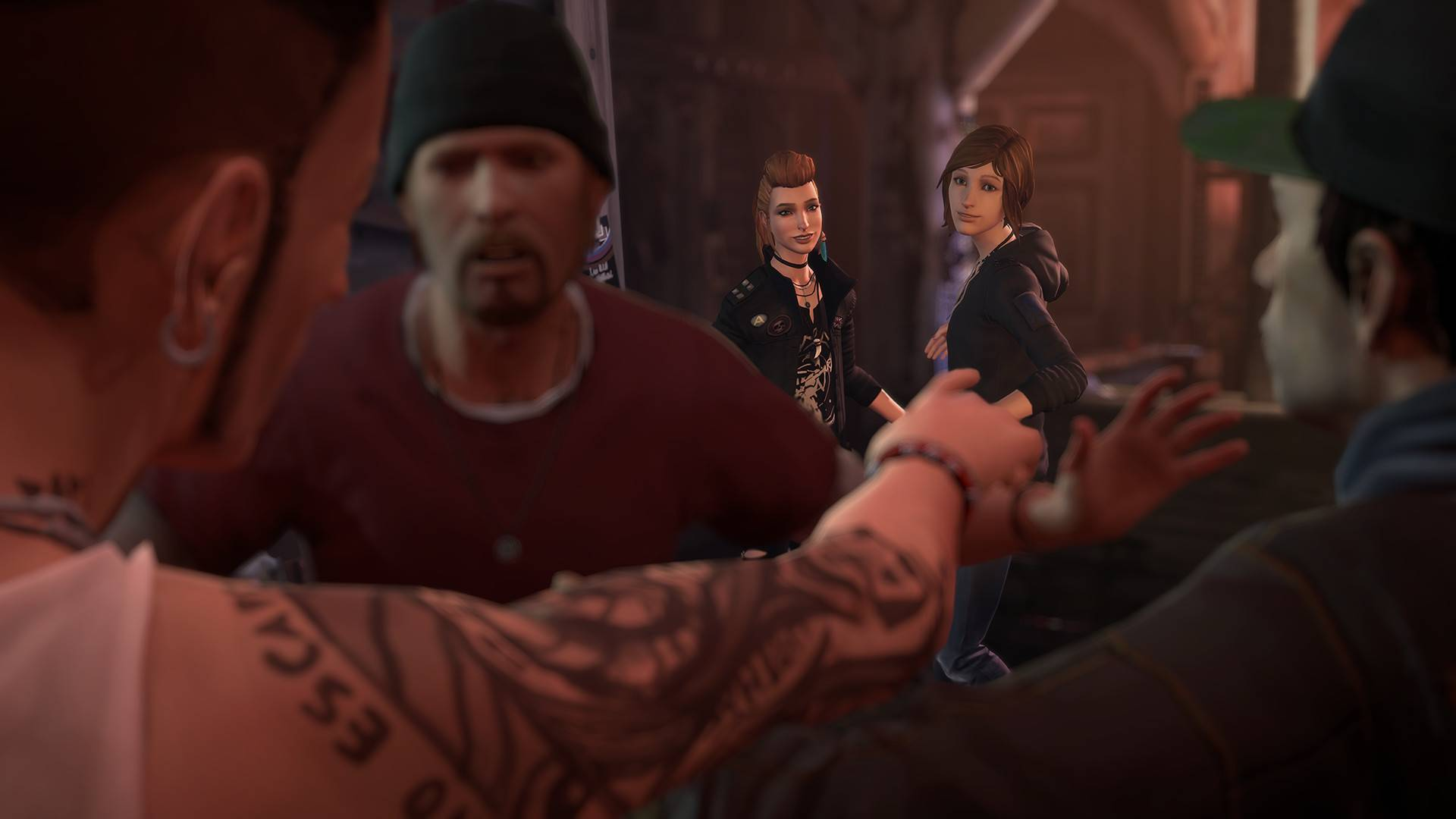 Aflaai Life is Strange: Before the Storm