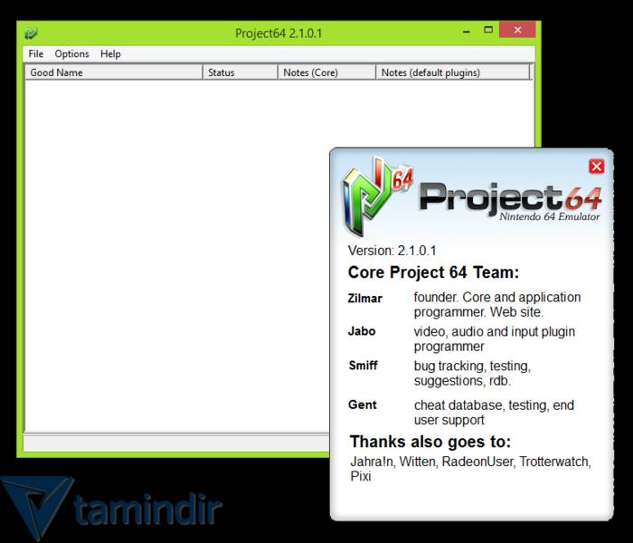 Download Project64