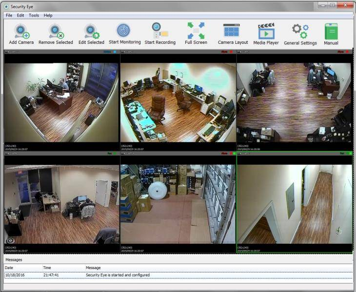 Download Security Eye
