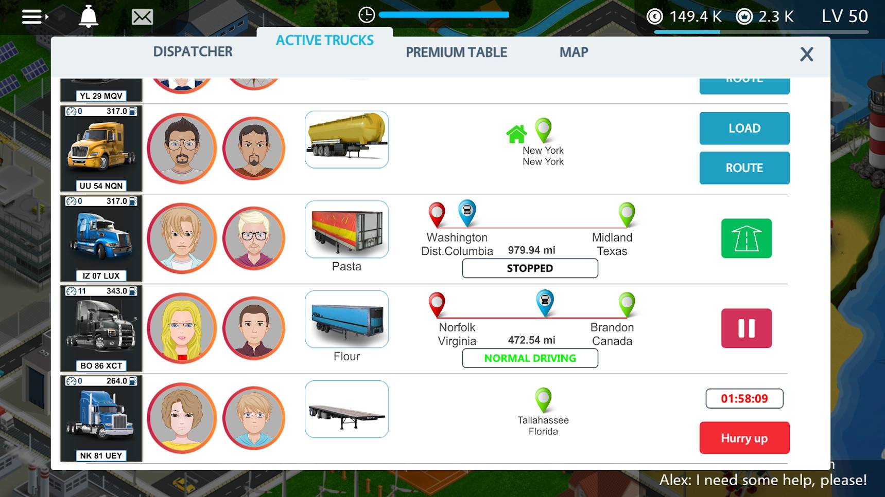 Aflaai Virtual Truck Manager